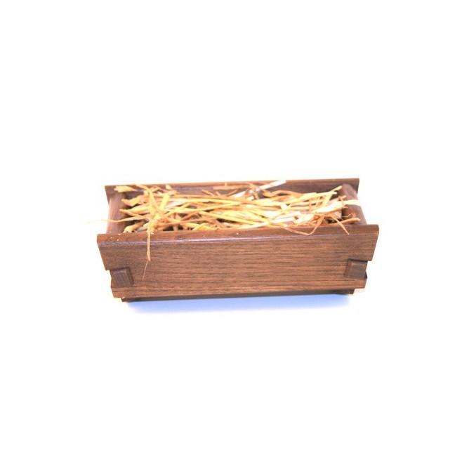 Grande Crèche des Soeurs de Bethleem - Mangeoire seule