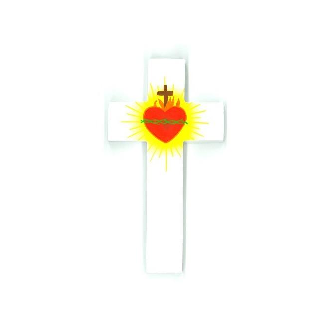 Grande Croix d'Amour - Sacré Coeur