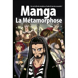 Manga La Métamorphose - Editions Salvator