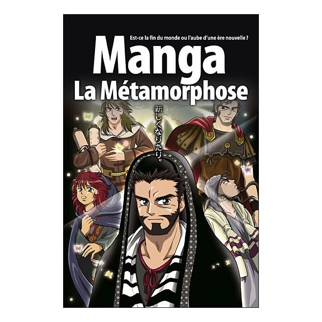 Manga La Métamorphose - Editions Salvator
