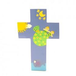 Grande croix - Création du Monde