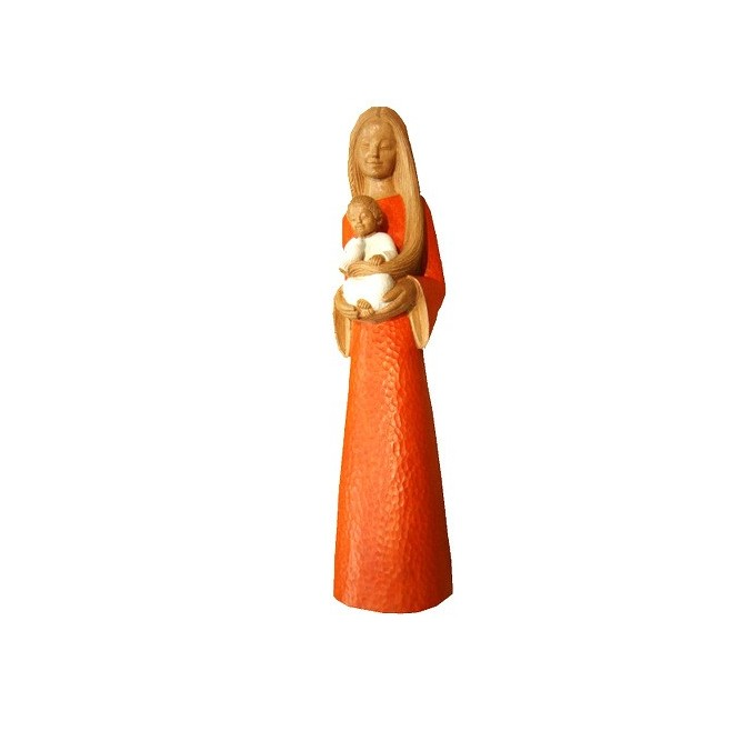 Statue Yves le Pape - Marie de la Paix