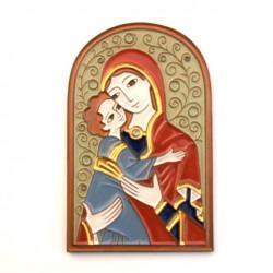 Icone céramique Vierge