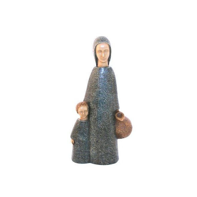 Vierge de Nazareth bleue - Soeurs de Bethleem