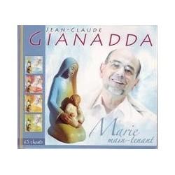 CD : Marie main-tenant, Jean Claude Gianadda