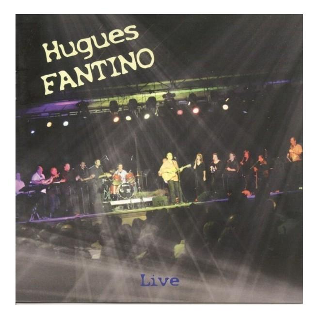 "CD : ""Hughes FANTINO - LIVE"""