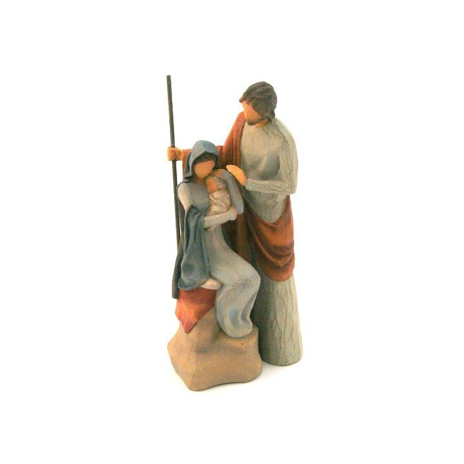 Sainte Famille Willow Tree - The Holy Family