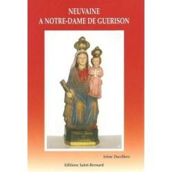 Neuvaine à Notre Dame de Guérison - éditions st bernard