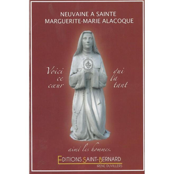 Neuvaine à Sainte Marguerite Marie Alacoque