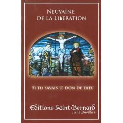 Livret de neuvaine de la libération - éditions St Bernard