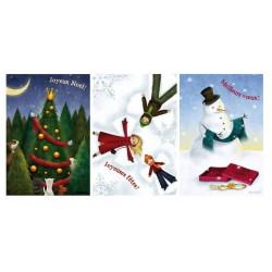 Cartes de voeux 2012 - L'hiver