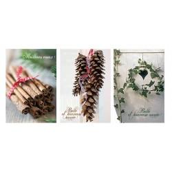 Cartes de voeux 2012 - Coeurs