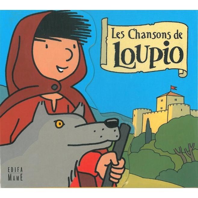 "CD : ""Les chansons de Loupio"""