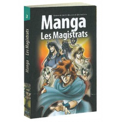 Manga Les Magistrats Tome2 - Editions BLF Europe