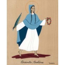 Cadre Sainte Solène - Venière
