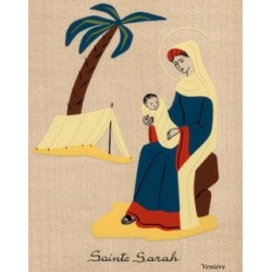 Cadre Sainte Sarah - Venière