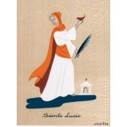 Cadre Sainte Lucie - Venière