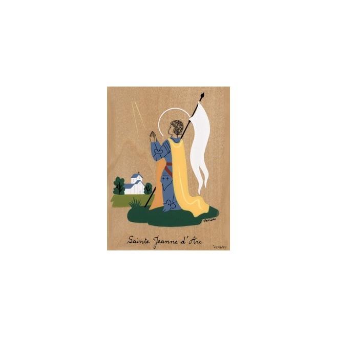 Cadre Sainte Jeanne d'Arc - Venière