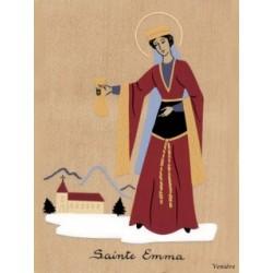 Cadre Sainte Emma - Venière