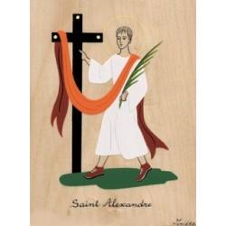 Cadre Saint Alexandre - Venière