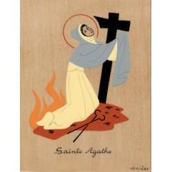 Cadre Sainte Agathe - Venière