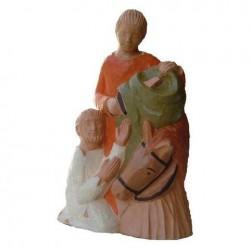 Statue Yves le Pape - St Martin de Tours