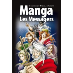 Manga Les Messagers - Editions BLF Europe