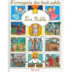 La Bible - L'imagerie des tout-petits