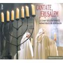 CD : Cantate Jerusalem - Bayard Musique