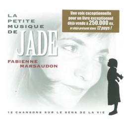 CD : la petite musique de Jade - Fabienne Marsaudon