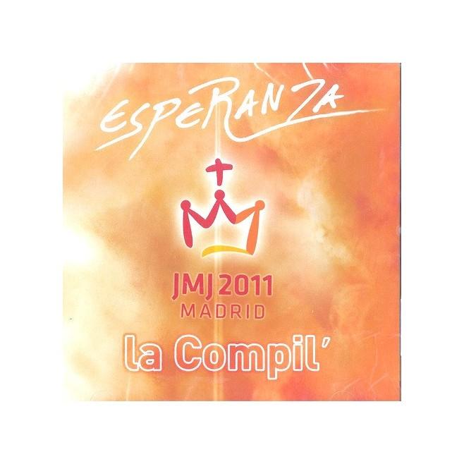 "CD : Esperanza - JMJ 2011 ""La compile"""