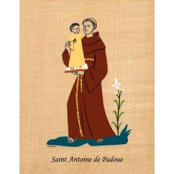 Cadre Saint Antoine de Padoue - Venière