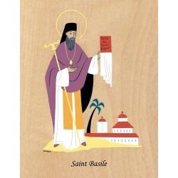 Cadre Saint Basile - Venière