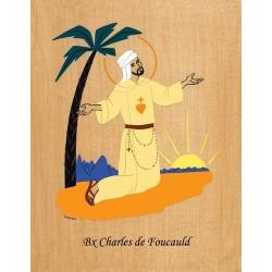 Cadre Saint Charles de Foucauld- Venière