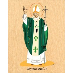 Cadre Jean Paul II - Venière