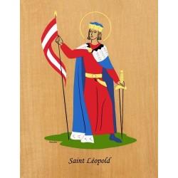 Cadre Saint Leopold - Venière