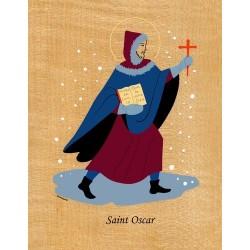 Cadre Saint Oscar - Venière