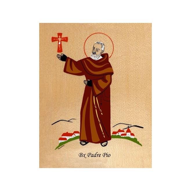 Cadre Saint Padré Pio - Venière