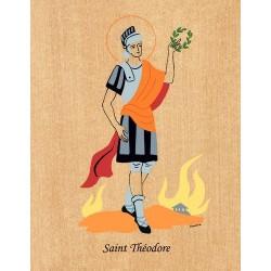 Cadre Saint Théodore - Venière