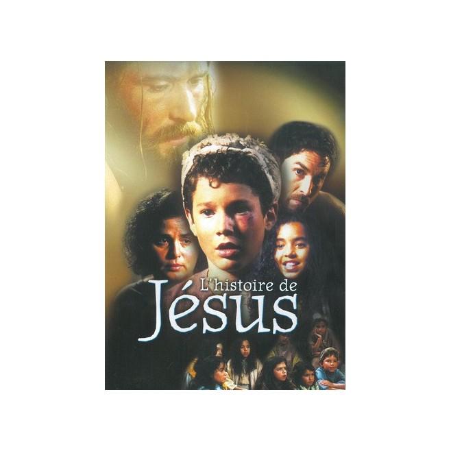 DVD L'histoire de Jésus