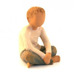 statue Willow Tree - Enfant imaginatif