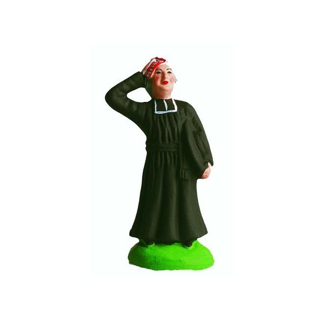 Monsieur le curé - Santon Marcel Carbonel