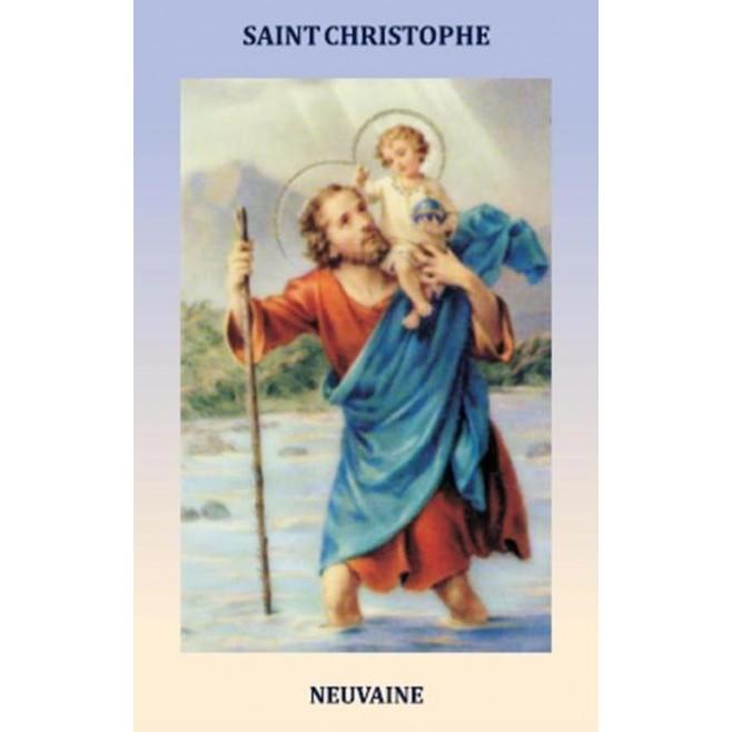 Neuvaine à Saint Christophe