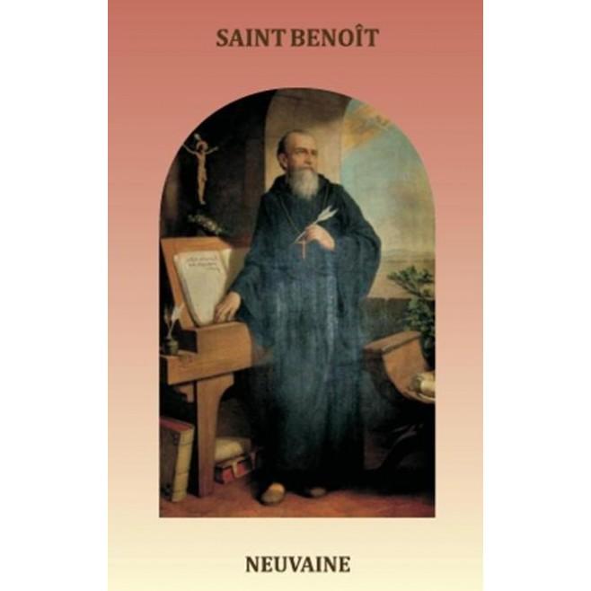 Neuvaine à Saint Benoit