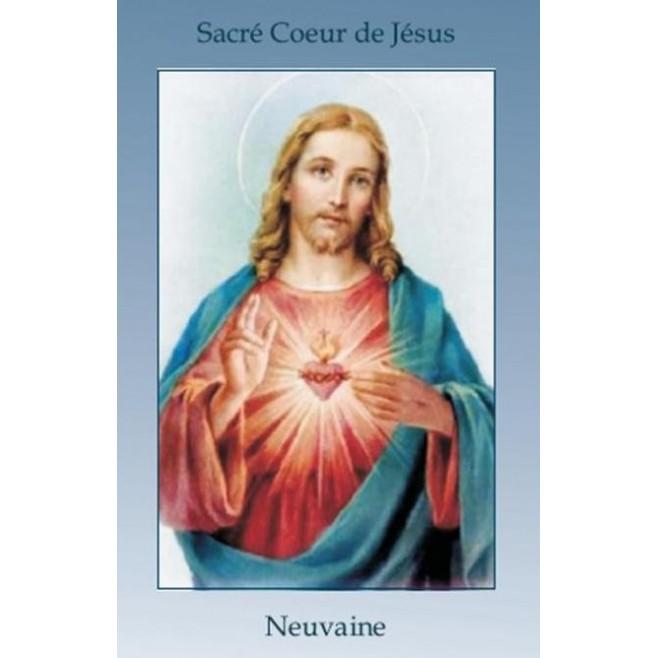 Neuvaine au Sacré Coeur de Jésus