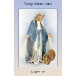Livret de neuvaine à la Vierge Miraculeuse
