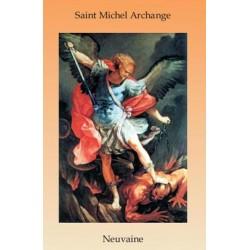 Livret de neuvaine à Saint Michel