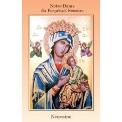Livret de neuvaine à Notre Dame du Perpétuel Secours