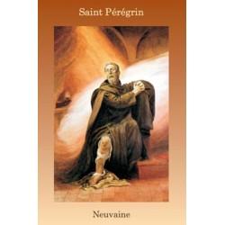 Livret de neuvaine à Saint Pérégrin