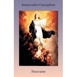 Livret de neuvaine à l'Immaculée Conception